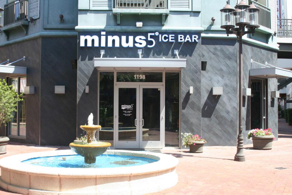 Ice Bar Orlando Trinity Surfaces Trinity Surfaces