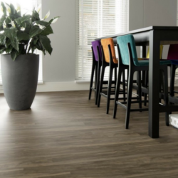 AVA Flor, LVT flooring from Trinity Surfaces.