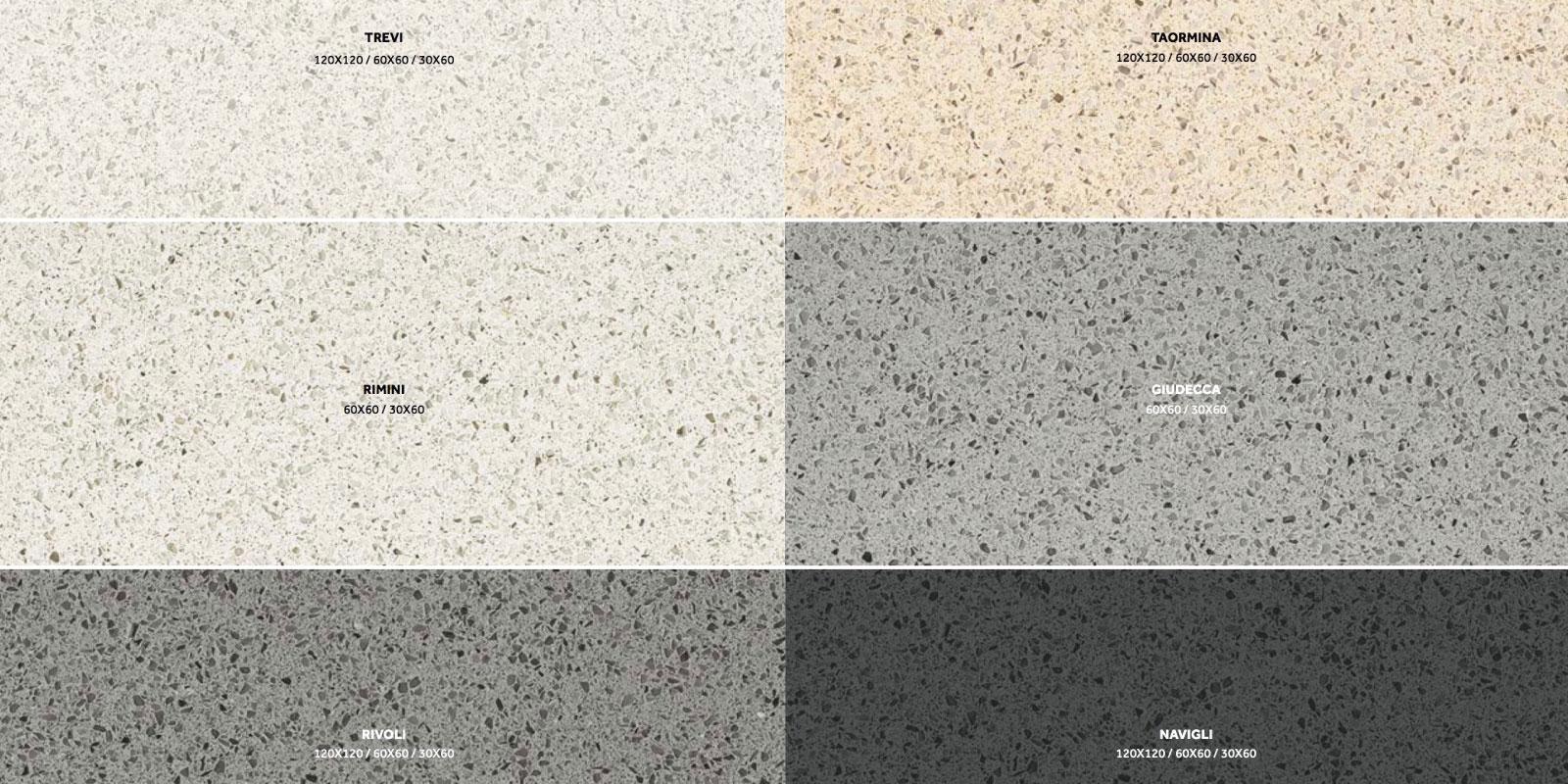 Terrazzo Flooring Alternatives Ceasar Autore From Trinity Surfaces