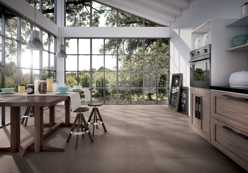 trinity tile from trinity surfaces, dusk - urban living collection for multi family housing