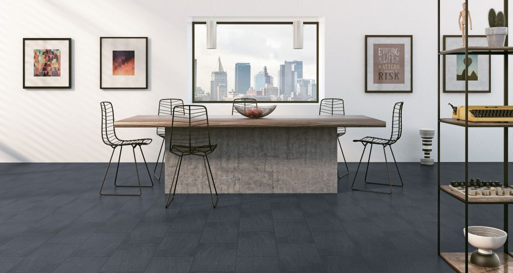 trinity tile from trinity surfaces, novara - urban living collection for multi family housing