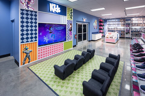 Sketcher Stor with LSI Imagination Studio, high performance custom vinyl printing from Trinity Surfaces