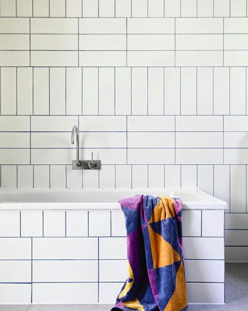 Budget tile design inspiration from Trinity Surfaces